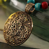 Vintage Ethnic Style Female Pendant long Necklace