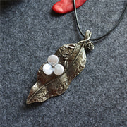 Vintage Indie Folk Alloy Simple Necklace