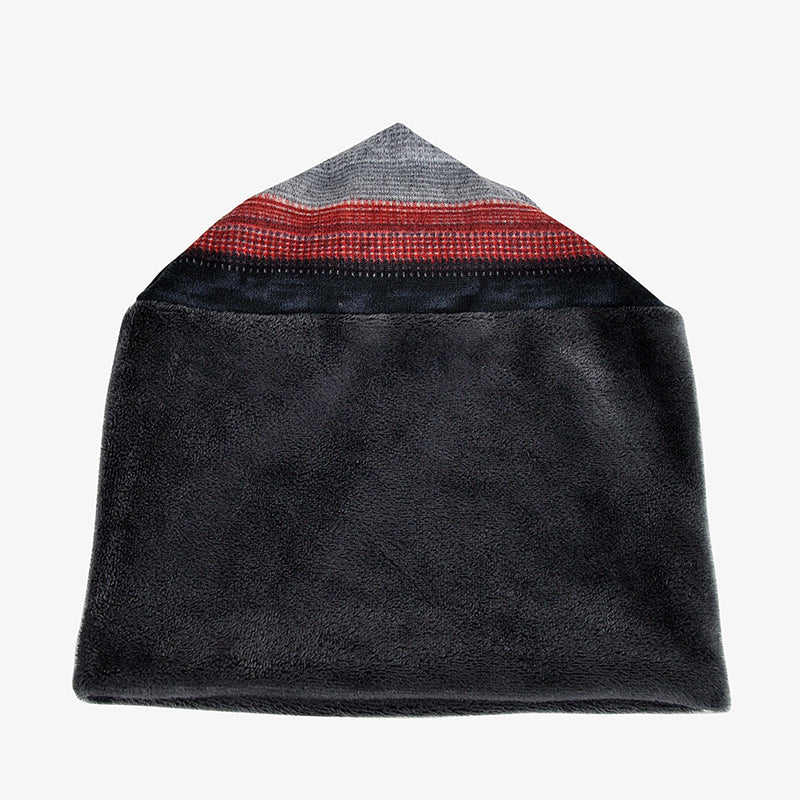 Winter Knitted Thick Ear Protection Hat