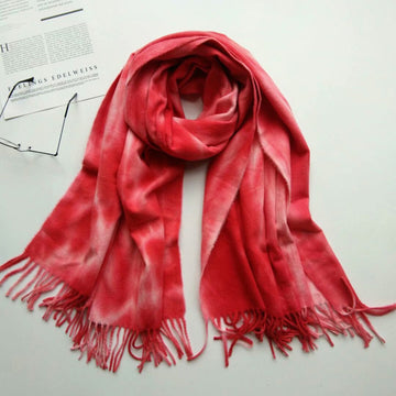 Winter Retro Ladies Warm Scarf Shawls