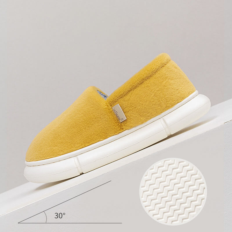 Winter Warm All-inclusive Slippers