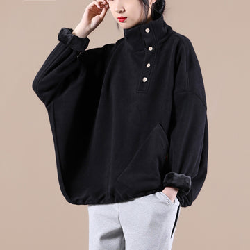 Winter Warm Thicken Turtleneck Sweatshirt