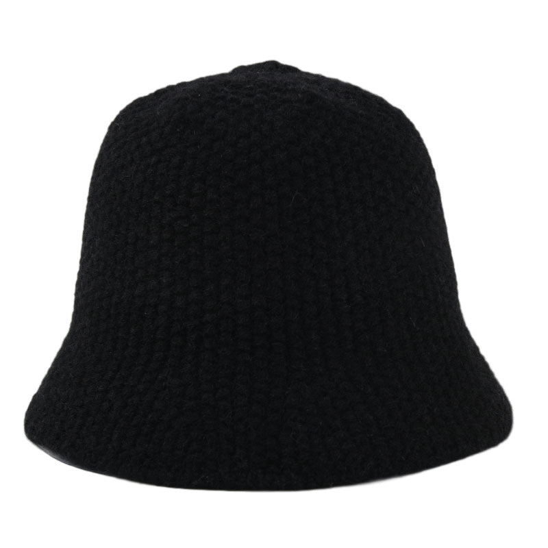 Winter Women Knitted Solid Color Hat