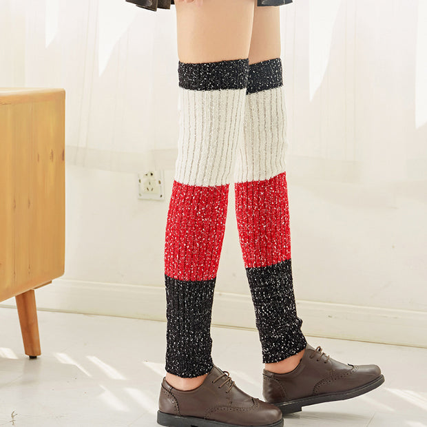 Winter Casual Thick Warm Long Socks