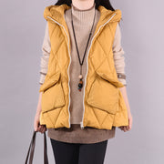 Winter New Large Pockets Casual Waistcoat