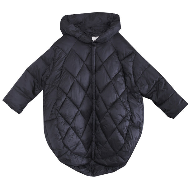 Winter Pineapple Shape Loose Down Coat