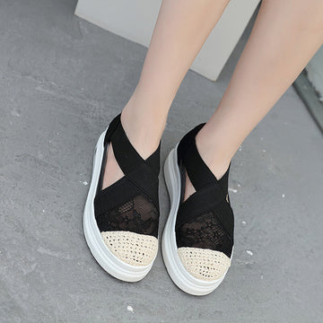 Women Fashion Handmade Hollow Out Sandals