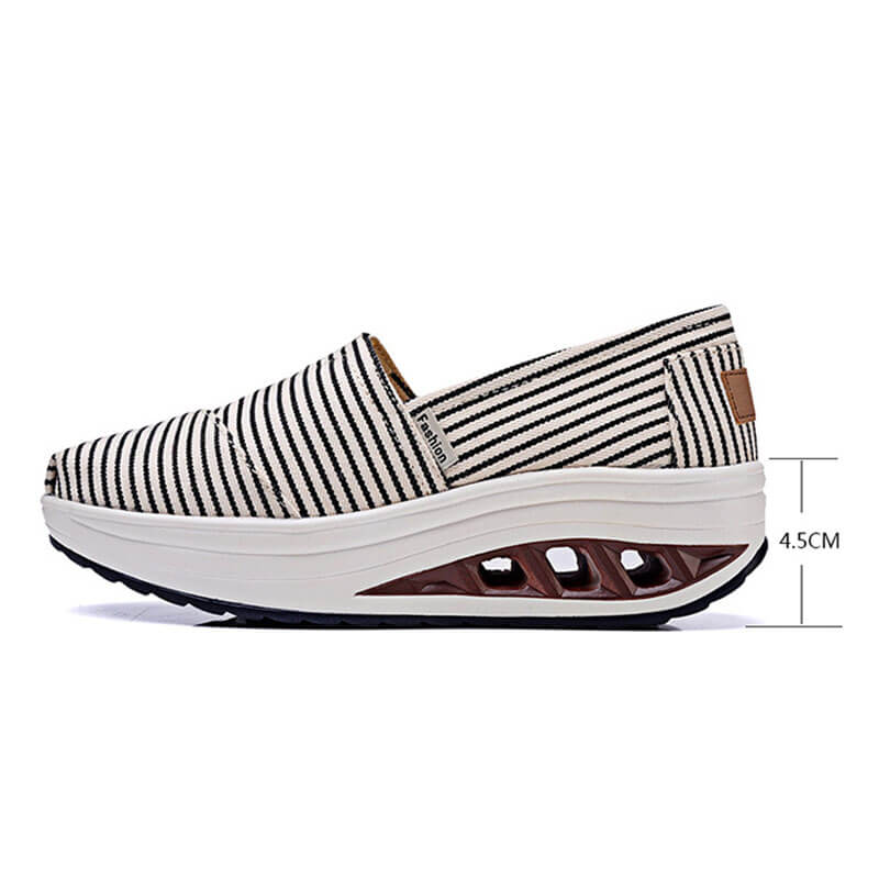 Women Hole Canvas Fashion Casual Summer Shoes