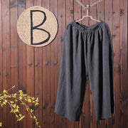 Women Autumn Cardigan Wide Leg Pants Two Pieces Set