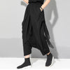 Women Solid Fashion Cotton Harem Pants