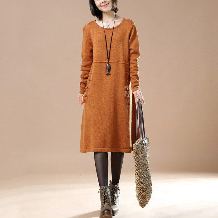 Women autumn sweater