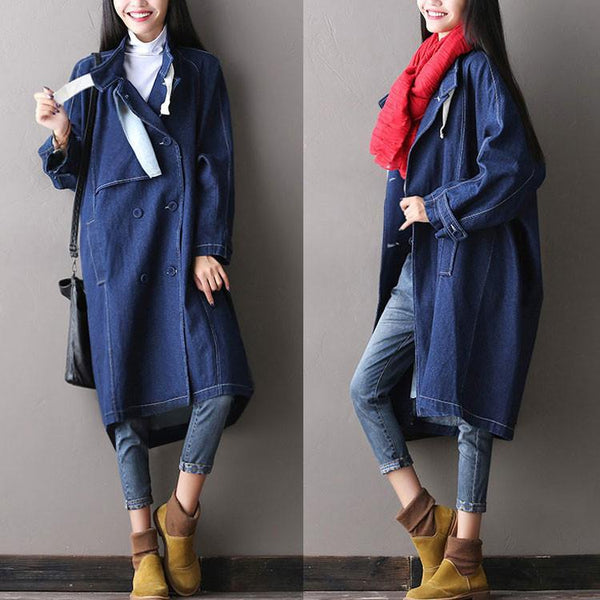 Autumn Denim Coat