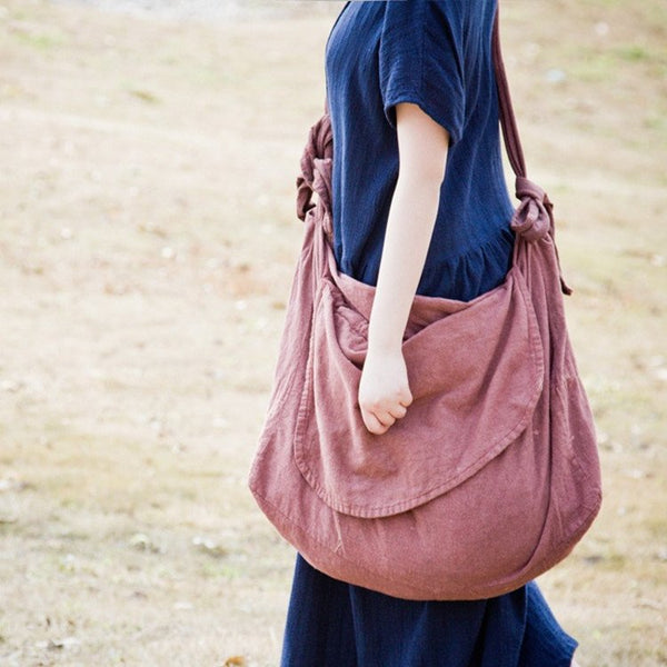 Handmade Canvas Handbag