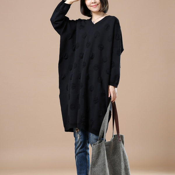 Women Casual Loose Knitting Sweater
