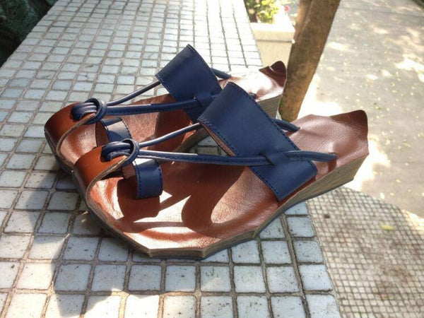 Women Summer Leather Sandals