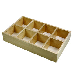 Adjustable divider organizer inserts for Closet, Bedroom, Kids rooms, craft & work benchs etc.