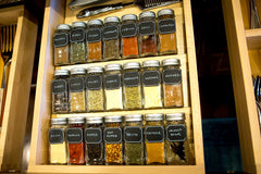 Spice Tray Inserts