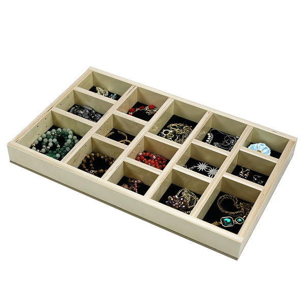 Jewelry Tray Organizer Insert G Cl 24 201 22 3 8 Wide