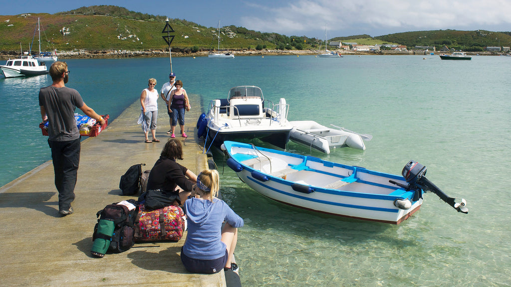 Anneka's Quay, Bryher, Isles of Scilly