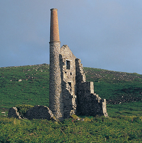 Carn Galva Mine, West Cornwall