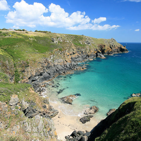 Housel Bay, Lizard Peninsula, West Cornwall