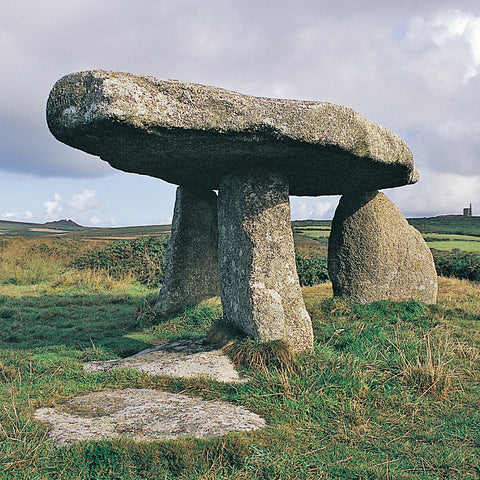 Lanyon Quoit, West Cornwall