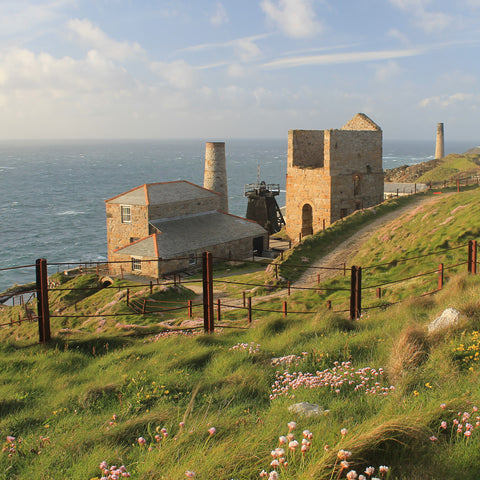 Levant Mine, West Cornwall