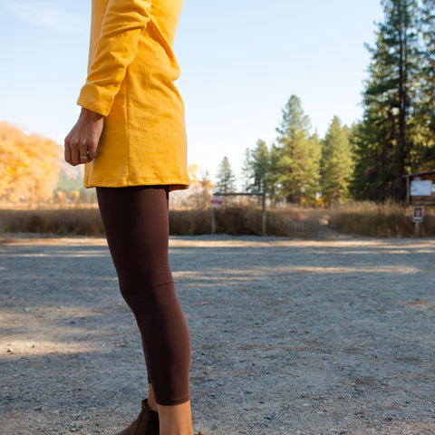 Soy Luscious Perfection Tights - Organic Leggings