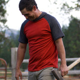 "Merino Wool ""Secret Weapon"" - short sleeves"