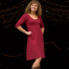 Hemp Yarrow Fall Dress