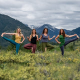 Hemp Drishti Pant - Eco-friendly Yoga Pant