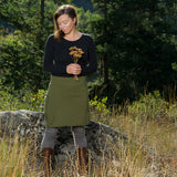 Hemp Elven Pocket Skirt