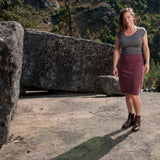 Hemp Simple Fall Skirt