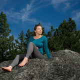 Merino Wool Isis Shirt - Long Sleeve Base layer