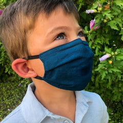 KID Hemp Face Mask ~ Hemp / Organic Cotton