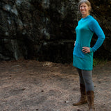 Merino Wool Mazama Dress