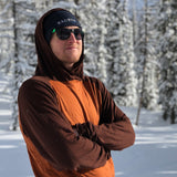 Men's Merino Wool - Trail-Breaker Hoodie