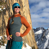 Trail Breaker Hoodie - Women's  Merino Wool