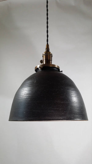 Black and Gold Pendant Hanging Lamp