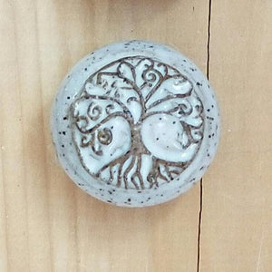 Beautiful Earth Themed Handcrafted Kitchen Hardware Knobs
