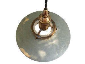 Vintage Inspired Hanging Pendant Light