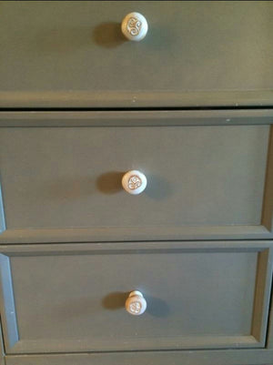 Handcrafted Cabinet Hardware Knobs
