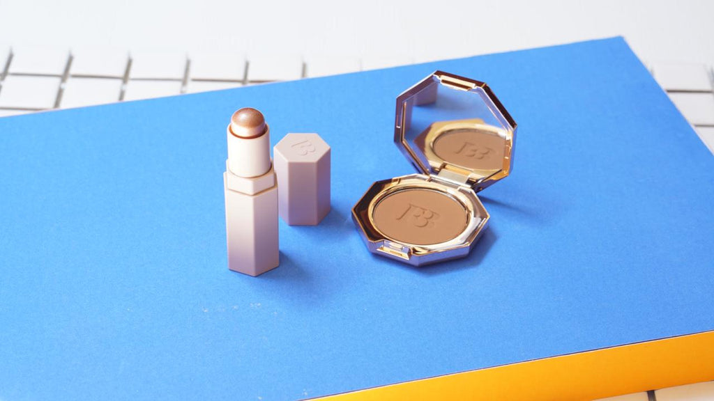 Fenty Beauty Lil Bronze set