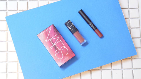 Nars Lip Duo set walkyrie
