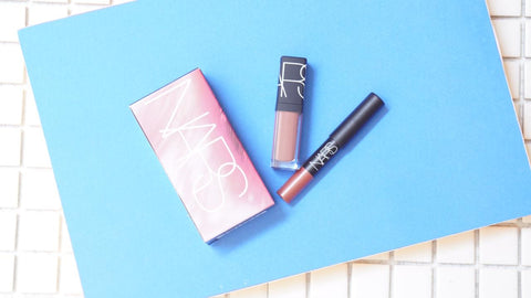 Nars Lip Duo set Bahama