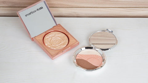 Smashbox x vlada petal metal highlighter