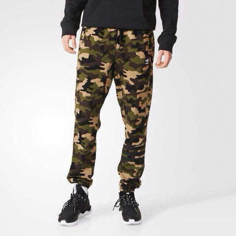 Adidas Camo Sweatpants