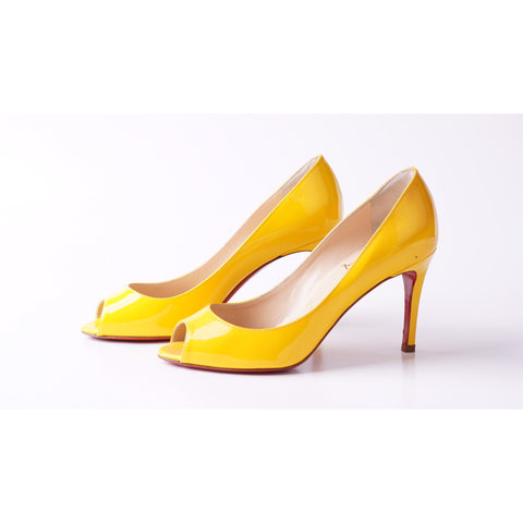 67274ad3aaf5 Christian Louboutin You You 85 Patent Calf