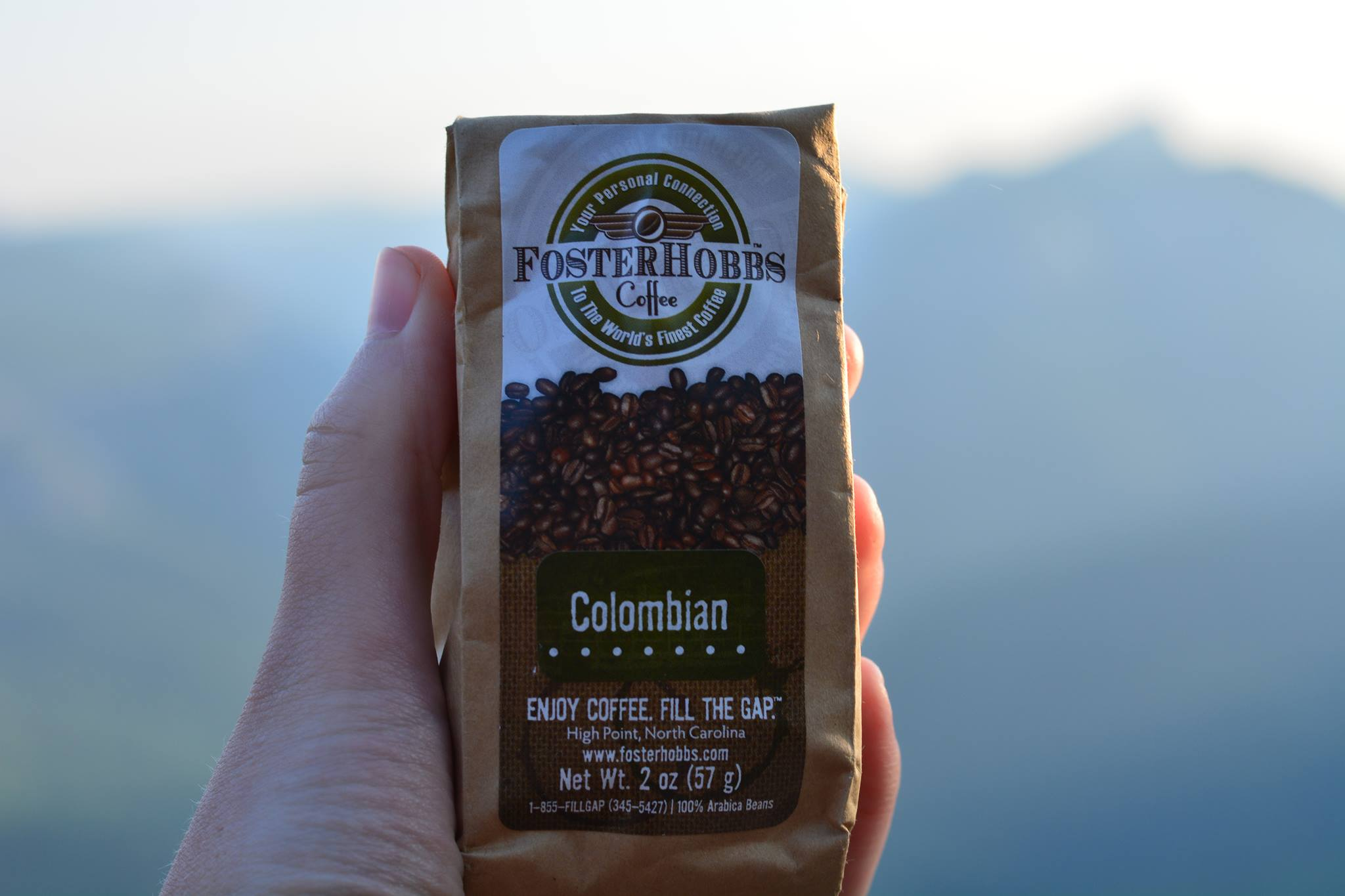 FosterHobbs Colombian Coffee