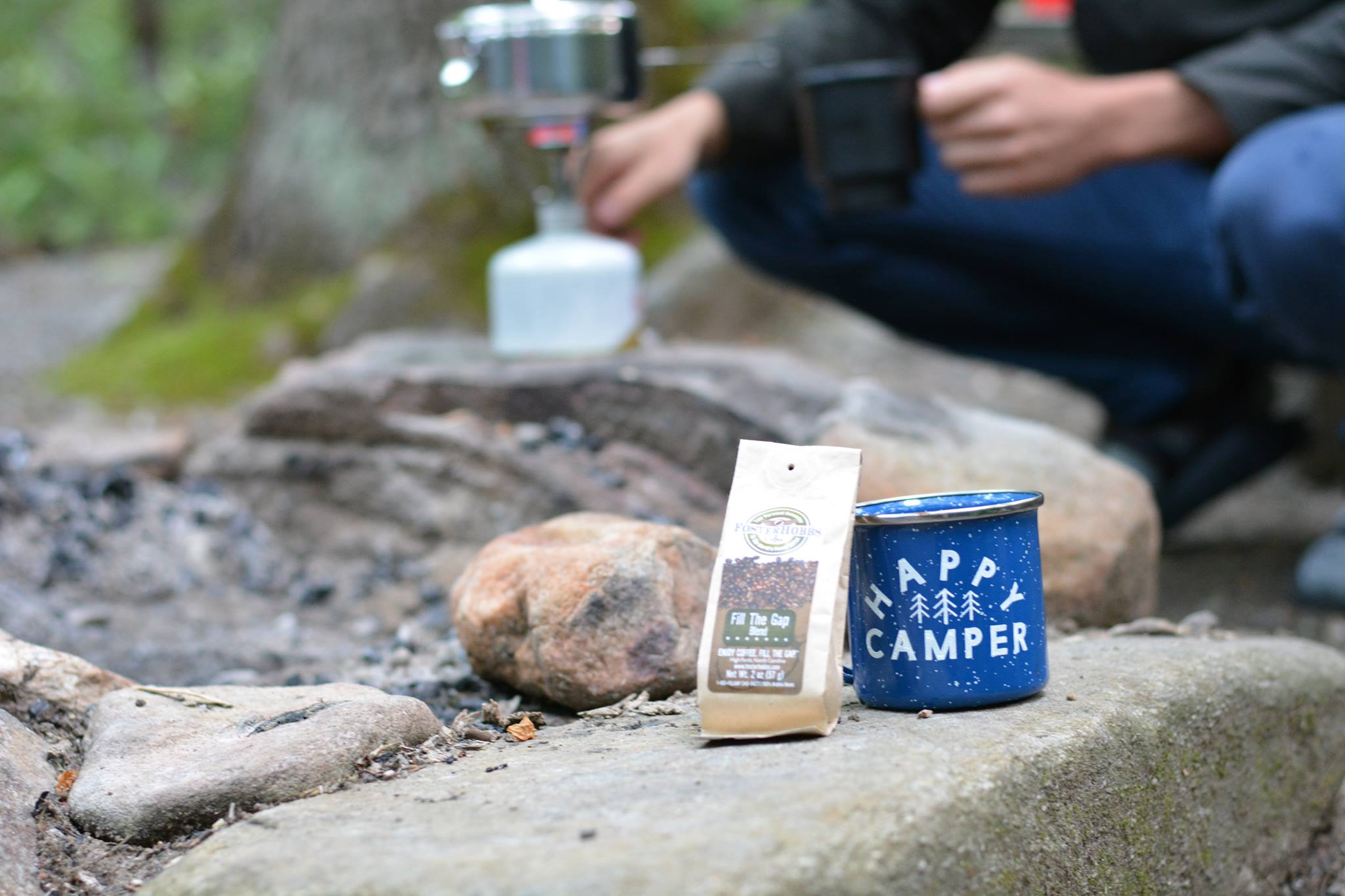 Happy Camper Coffee Black Mountain